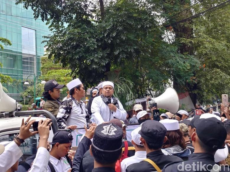 Kawal Sidang Habib Bahar, Haikal Hassan Minta Polisi-Jaksa Profesional