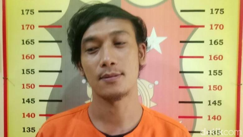 Tertangkap! Ini Tampang Tukang Pamer Alat Kelamin di Banyuwangi