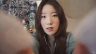 Taeyeon SNSD Bak Elsa di Video Teaser Into The Unknown Frozen 2