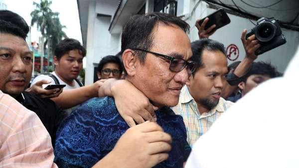 Polri: Kasus Andi Arief Tidak Dilanjutkan ke Penyidikan