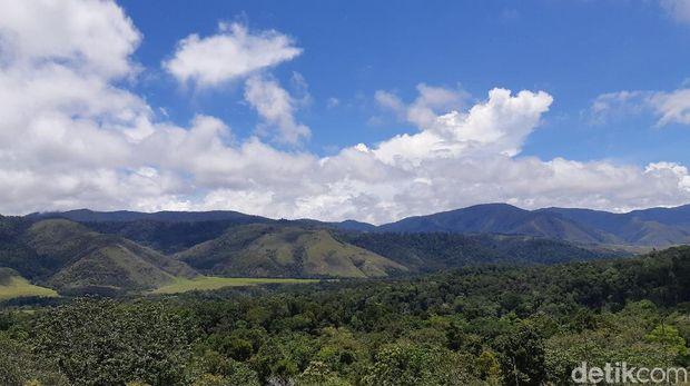 Keindahan Tambrauw di Papua Barat