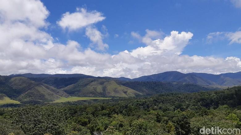 Potret keindahan Tambrauw di Papua Barat (Bonauli/detikTravel)