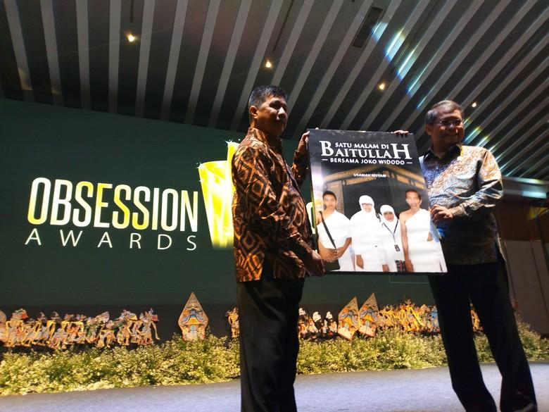 Cerita Pimpinan Umrah Jokowi, Rangkum Kisahnya Menjadi Buku