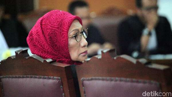 Ratna Sarumpaet ke Hakim: Sudah Lama Ditahan Masih Nggak Percaya Juga?