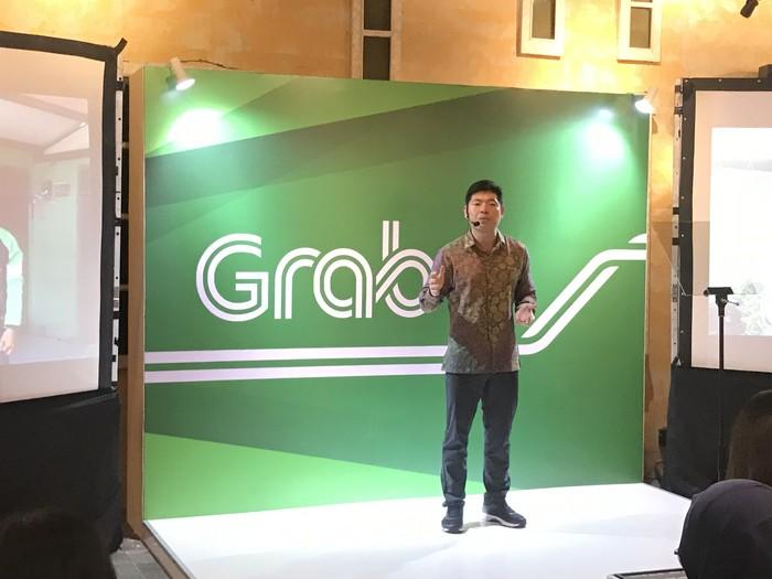 CEO & Co-Founder Grab Anthony Tan. Foto: Robi Setiawan/detikcom