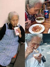 Sering Unggah Video Makan, Nenek Berusia 98 Tahun Ini Jadi Seleb Online