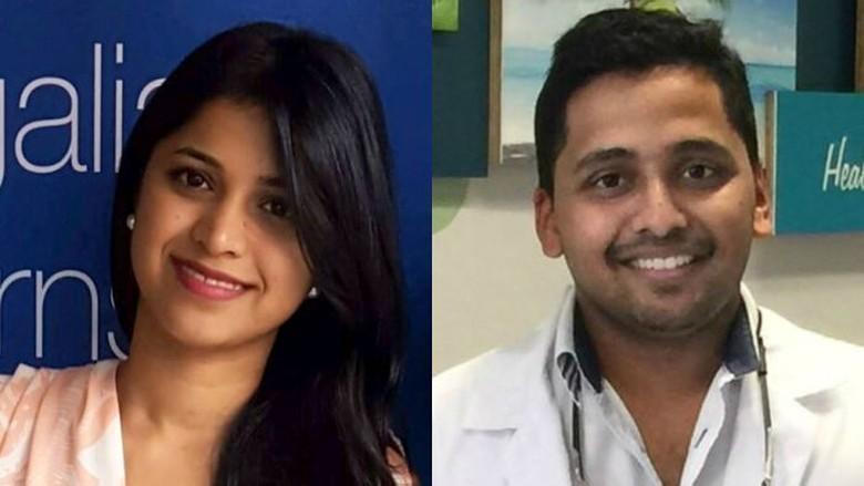Mayat Dokter Gigi Ditemukan dalam Koper di Sydney