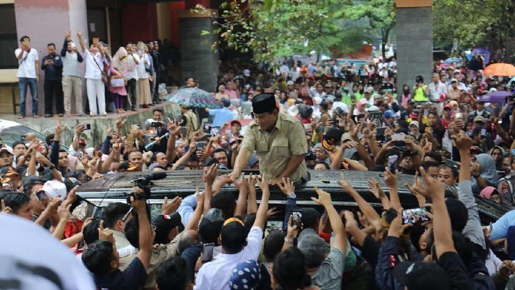 Viral Bocah Tirukan Desahan, Heboh Prabowo Vs Masuk Angin