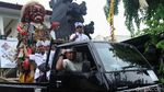 Mengintip Proses Pembuatan Ogoh-ogoh untuk Hari Raya Nyepi