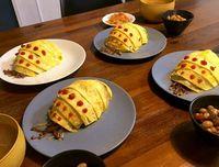 'Ohmu-raisu', Tren Makanan di Twitter yang Terinspirasi dari Studio Ghibli