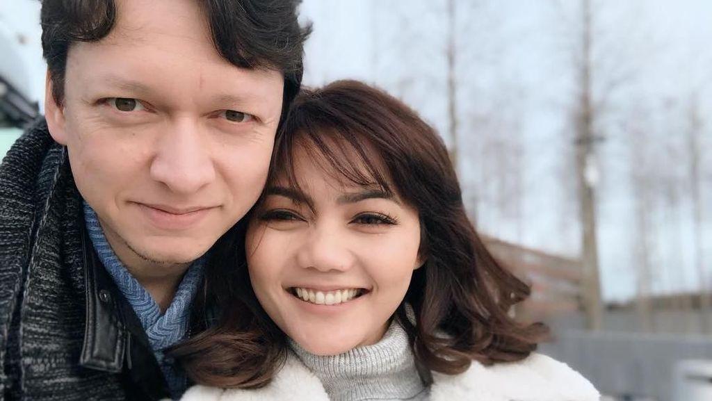 Rina Nose Menikah Ketiga Kalinya September 2019 di Belanda