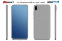 Mau Bikin Ponsel Slider, Huawei?