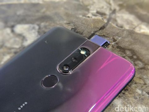 Oppo F11 Pro Bawa Kamera 48 MP, Hasil Interpolasi?