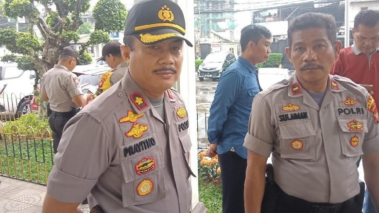 Puluhan Personel Polisi Amankan Sidang Eksepsi Ratna Sarumpaet