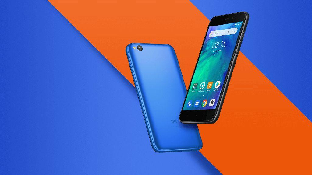 Redmi Go adalah ponsel pertama Xiaomi yang berbasis Android Go. Foto: Xiaomi
