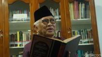 Gus Mus Tulis Surat untuk Jokowi-Maruf, Sampaikan Selamat dan Doa
