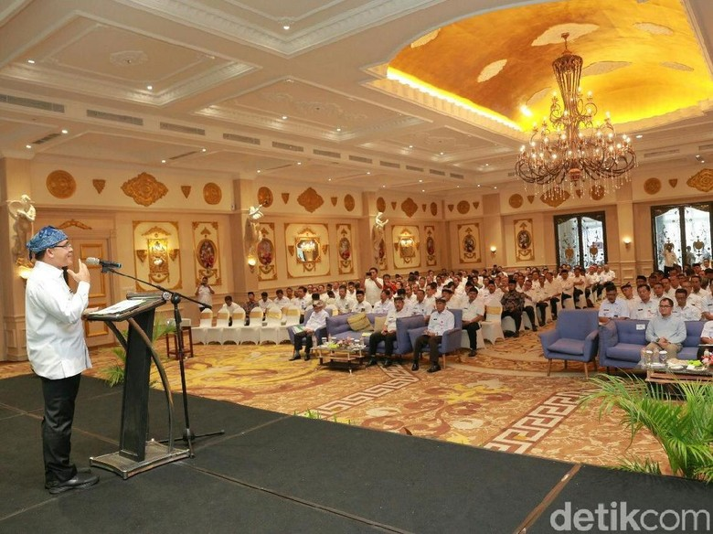 Rencana Kerja Banyuwangi 2020 Disusun, Bupati Anas Geber Kualitas SDM