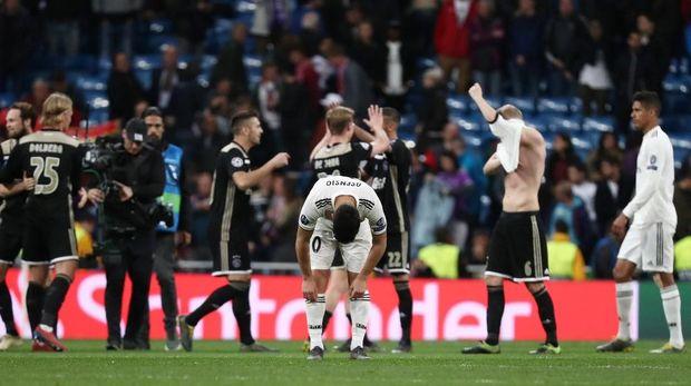Real Madrid Tunda Pemecatan Santiago Solari