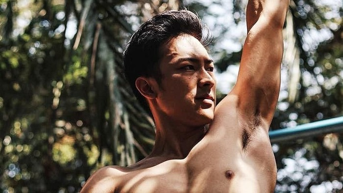 Kenny Haryanto yang bikin semangat berolahraga karena olahraganya GRATIS! Foto: Instagram/kennyharyanto
