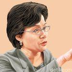 The Fed Tahan Suku Bunga, Sri Mulyani: Sinyal Ekonomi Dunia Lesu