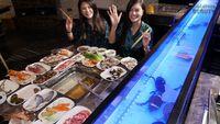 Seru! Di Resto Ini Bebas Ambil Seafood Hidup Sebelum Dimasak
