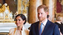 Pangeran Harry & Meghan Resmi Pindah Rumah Jelang Kelahiran Anak