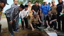 CT Arsa Bangun 2 Madrasah Terdampak Tsunami Selat Sunda