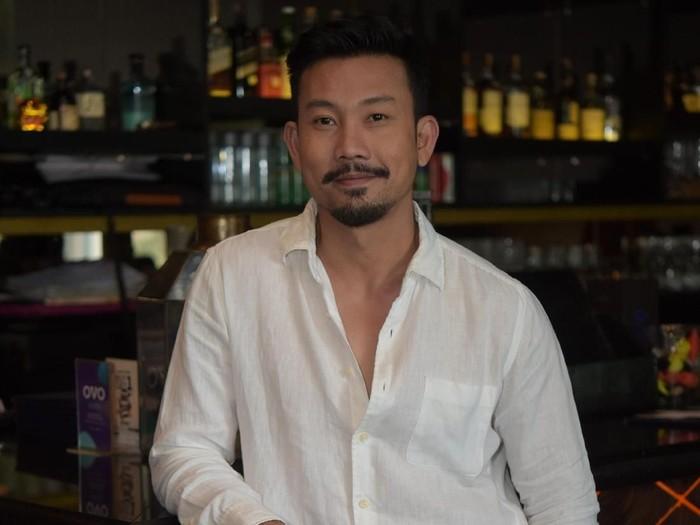 Denny Sumargo. Foto: Noel
