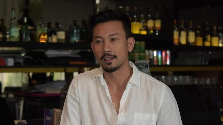 Denny Sumargo (Foto: Noel/detikHOT)
