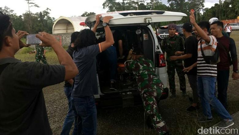 3 Anggota TNI Gugur Ditembak di Papua