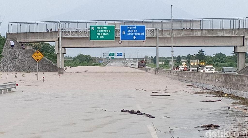 Daftar Infrastruktur yang Terdampak Banjir di Madiun
