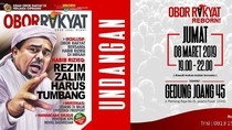 Soal Obor Rakyat Reborn, BPN: Semoga Memberi Kontribusi Positif