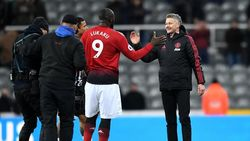Andai Bertahan, Lukaku Akan Tetap Habis-habisan untuk Man United