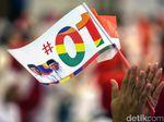 Jokowi Diprediksi Menang di Survei Charta Politika, TKN: Target Kami 70%