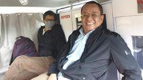 Kala Mahfud Md Cari Said Didu dan Rocky Gerung Saat Lihat Ambulans di Kampus