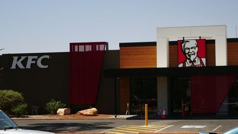 Angka Kriminalitas Tinggi, KFC di Alice Spring Tutup Lebih Cepat