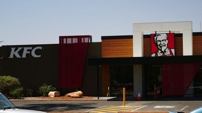 Angka Kriminalitas Tinggi KFC di Alice Spring Tutup Lebih Cepat