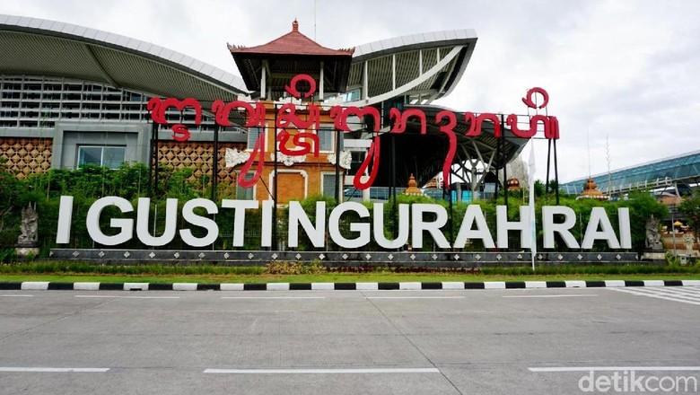 Gempa M 6 di Bali Tak Ganggu Operasional Bandara Ngurah Rai