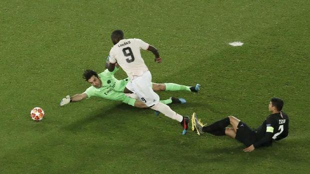 PSG disingkirkan Mu di babak 16 besar Liga Champions.