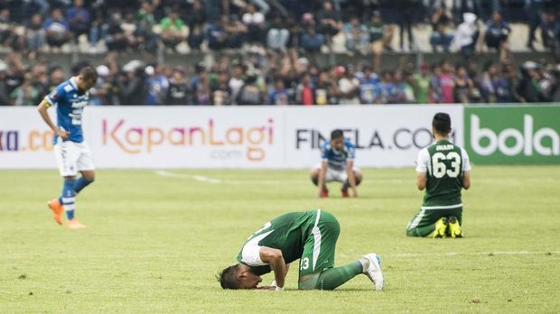 Persebaya mengamankan leg pertama semifinal Piala Presiden 2019 dengan kemenangan 1-0 atas Madura United. (