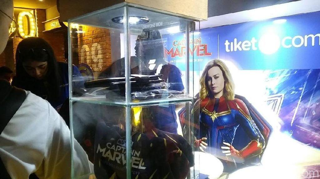 Bom! tiket.com Punya Promo Tematik Captain Marvel
