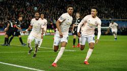 Hasil Liga Champions: Drama VAR dan Penalti, MU Singkirkan PSG