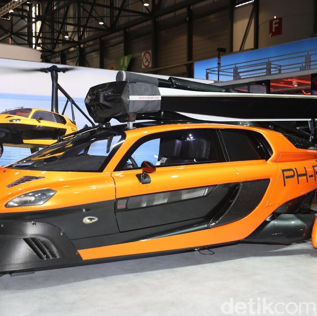 Gaikindo: Mau Mobil Terbang atau Listrik Harus Dibuat di Indonesia