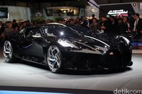 Bugatti La Voiture Noire