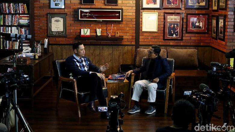 AHY Disiapkan Jadi Ketum Demokrat Gantikan SBY?