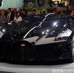 Mobil Ini Cocoknya Jadi Batmobile buat Orang Super Kaya