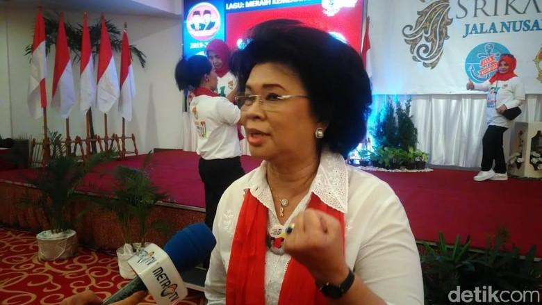 Linda Gumelar Sebut Kewarasan dalam Memilih Saat Dukung Jokowi