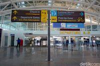 Bandara Ngurah Rai stop operasi saat Nyepi (Aditya Mardiastuti/detikTravel)