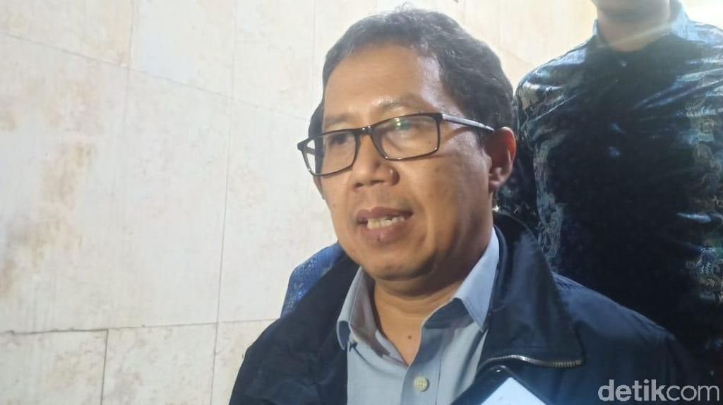 Joko Driyono Bungkam Setelah 14 Jam Diperiksa Satgas