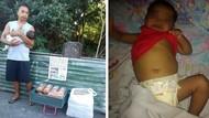 Ayah Ini Jual Bolu Pisang Untuk Kumpulkan Biaya Transplantasi Hati Sang Anak